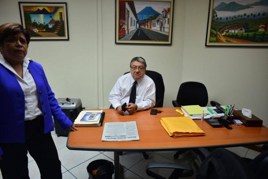 El arrendamiento de la oficina del diputado César Fajardo le representa un desembolso mensual de 2 mil 484 dólares al Congreso. (Foto: Jesús Alfonso/Soy502)