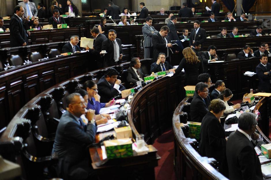 La aprobación de las reformas electorales continuará el jueves. (Foto: Alejandro Balán/Soy502)