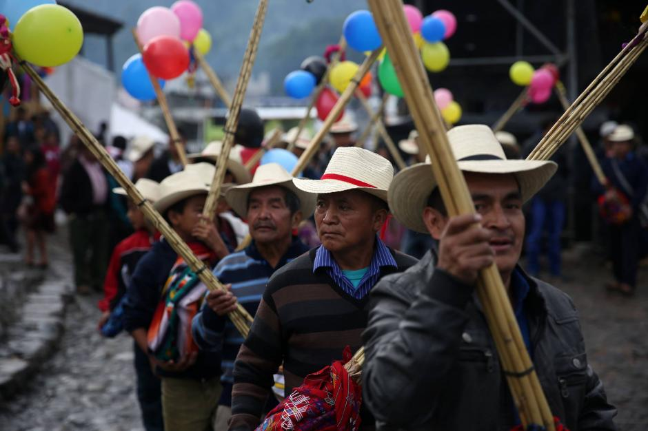 Chichicastenango se caracteriza por su colorido (Foto:EFE)