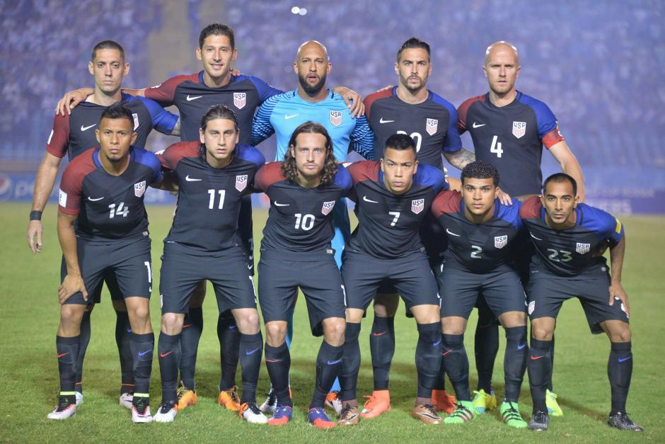 El equipo estadounidense es dirigido por el alemán Jürgen Klinsmann. (Foto: Wilder López/Soy502)