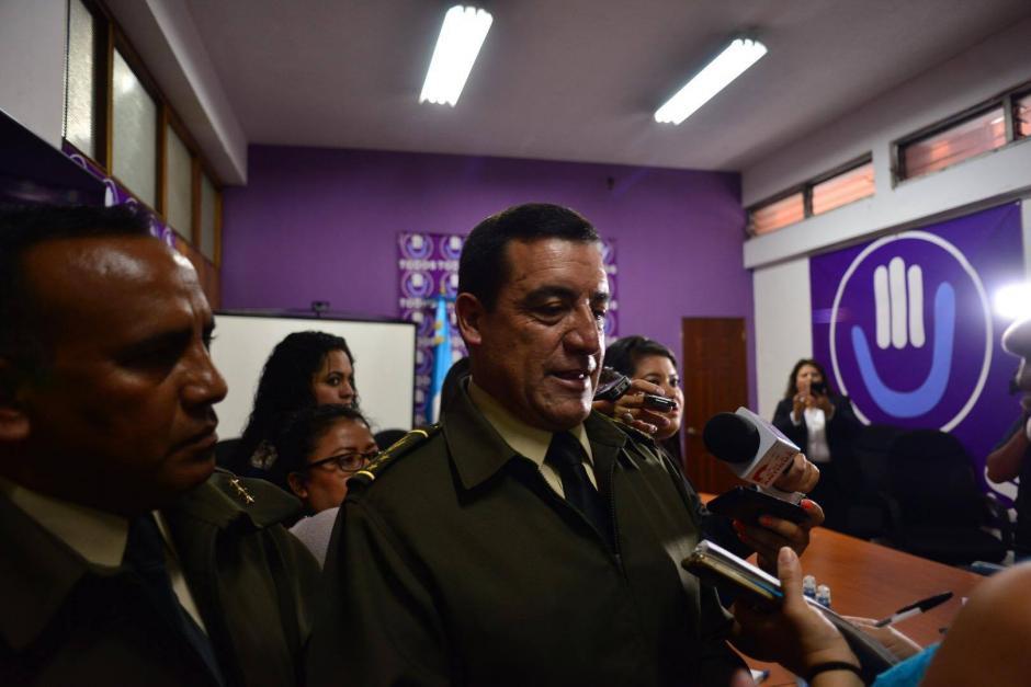 El ministro comentó que el militar que violó a la estudiante es buscado por las autoridades. (Foto: Jesús Alfonso/Soy502)