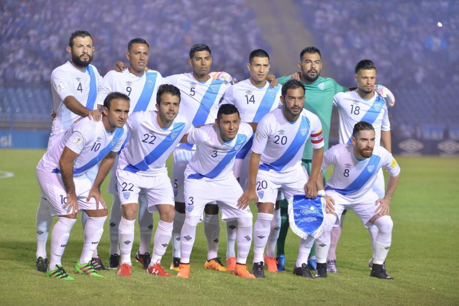 El equipo guatemalteco es dirigido por Walter Claverí. (Foto: Wilder López/Soy502)
