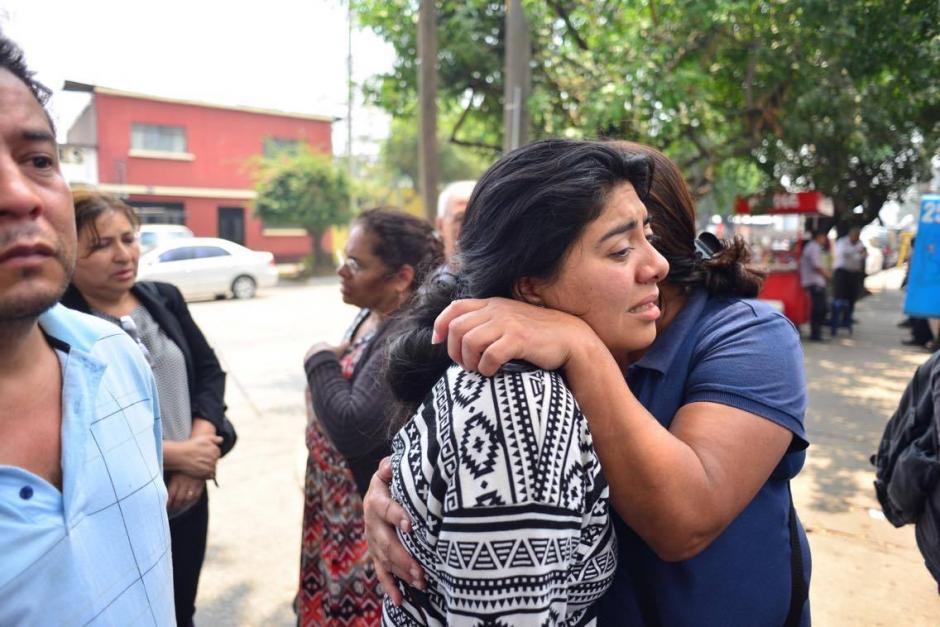 """Gabriela Fuentes pronunciaba constantemente a """"bebé"""", como le decía a su hijo. (Foto: Jesús Alfonso/Soy502)"""