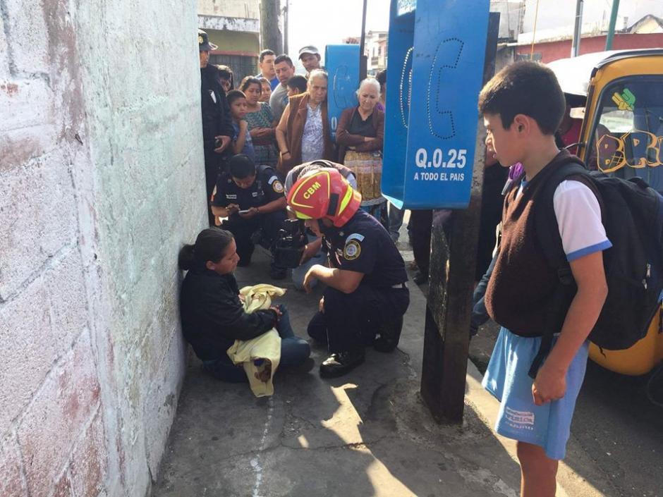 Aparentemente el menor Maycol David Morales padecía desnutrición y neumonía.  (Foto: Cortesía)