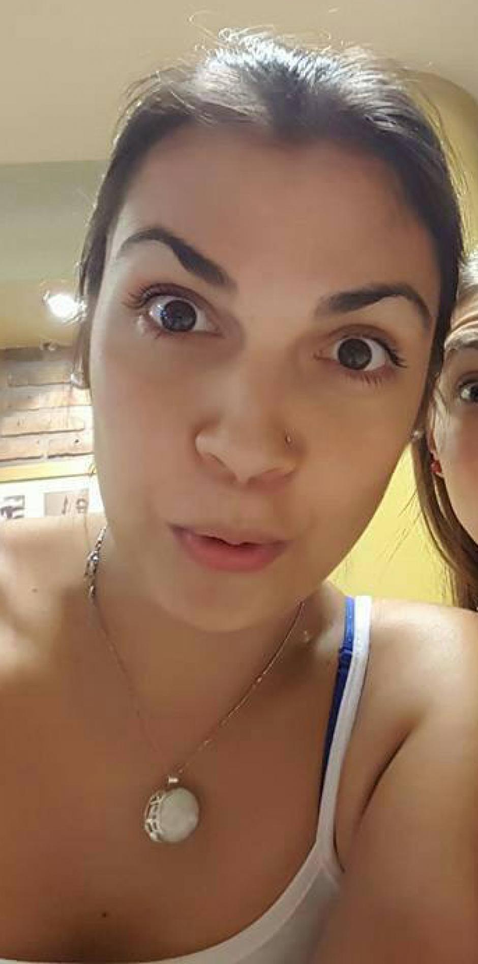 """Según los reclusos, la argentina solo era conocida como la """"mujer de Lima"""". (Foto: Facebook Joanna Birriel)"""