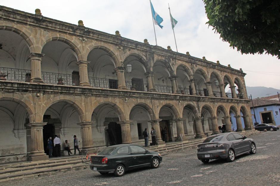 """El nombre oficial de Antigua Guatemala es """"Muy Noble y Muy Leal Ciudad de Santiago de los Caballeros de Guatemala"""". (Foto: Archivo/Soy502)"""