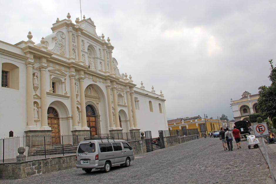 Tras ser declarada Patrimonio de la Humanidad la ciudad tuvo un incremento de turistas. (Foto: Archivo/Soy502)