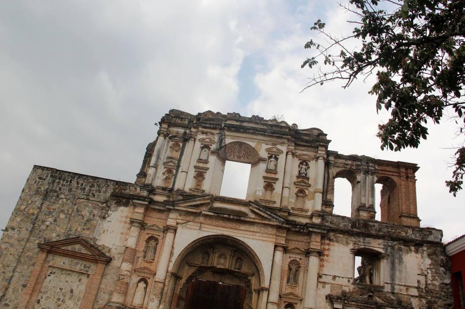 A pesar de ser una región propensa a sismos sus principales monumentos se conservan como ruinas. (Foto: Archivo/Soy502)
