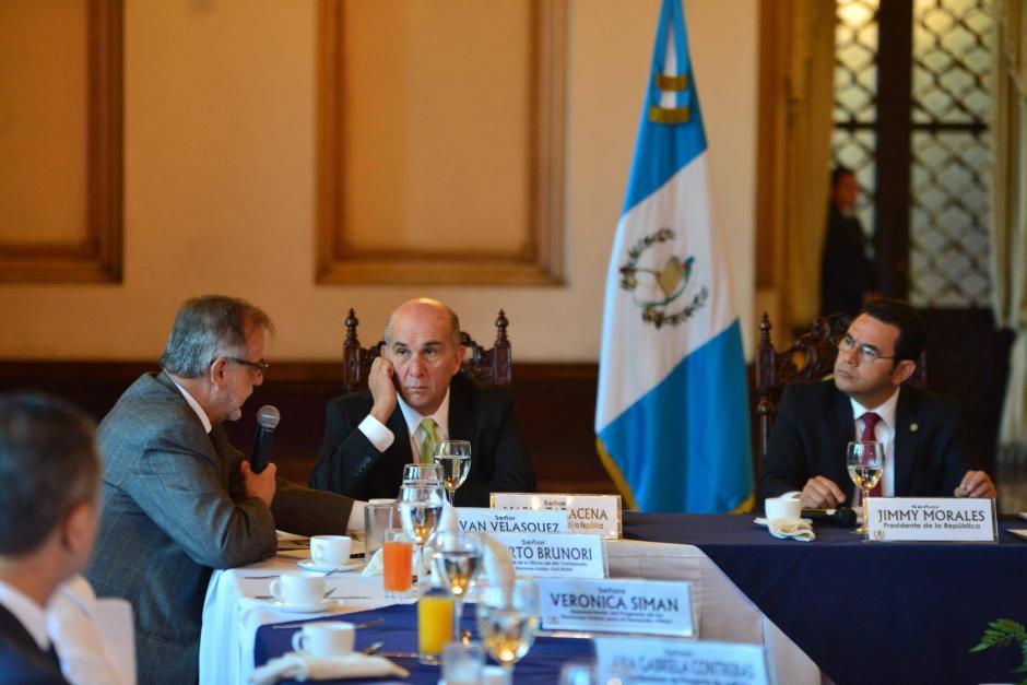 El jefe de la CICIG, explicó la necesidad de las reformas al sector justicia. (Foto: Jesús Alfonso/Soy502)