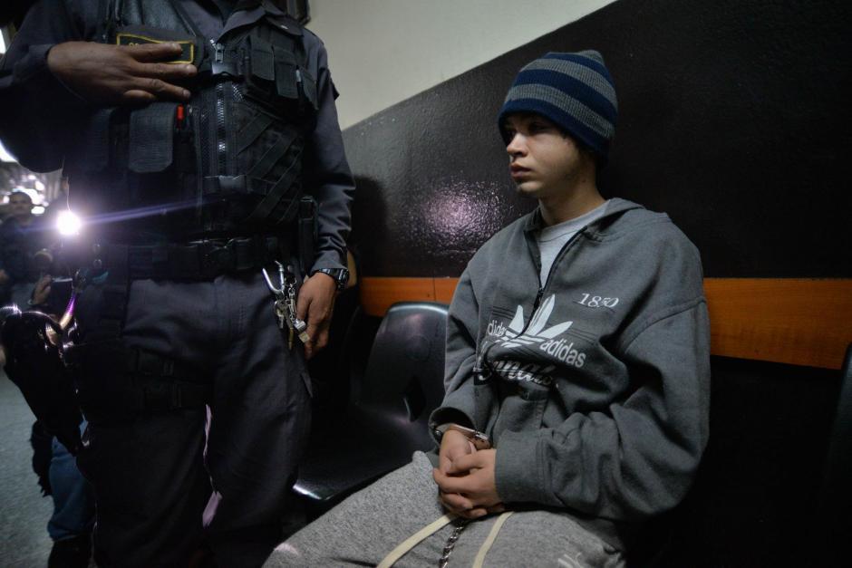 El sindicado deberá guardar prisión el cuartel de Mariscal Zavala. (Foto: Wilder López/Soy502)