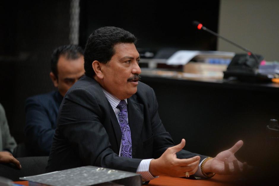 Francisco García Gudiel fue suspendido por el Tribunal de Honor del Colegio de Abogados, pero la sanción no está firme. (Foto: Wilder López/Soy502)