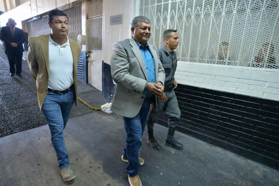 Por este caso fueron capturadas 14 personas en total. (Foto: Wilder López/Soy502)