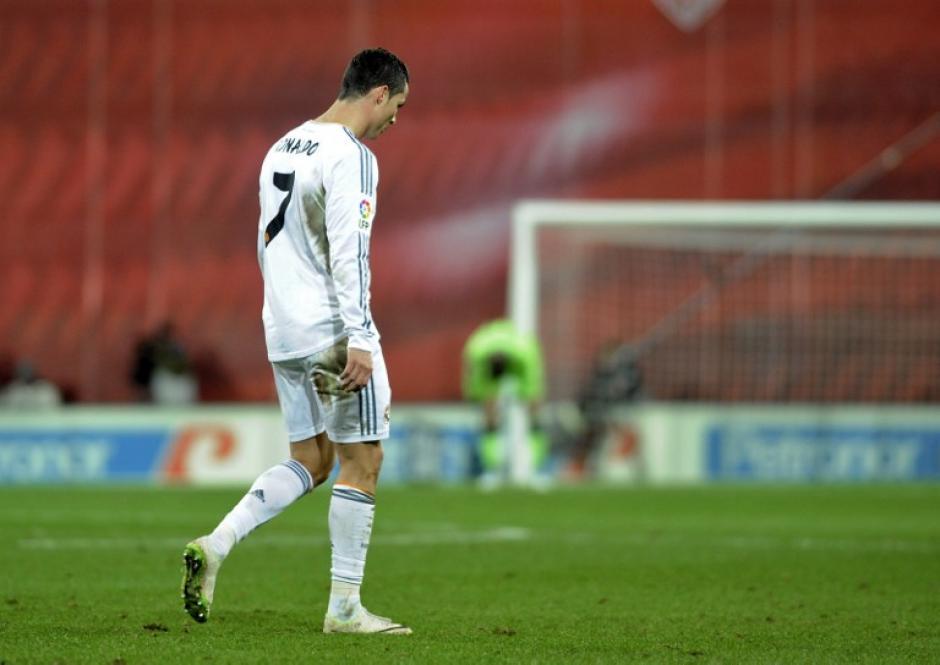 La única mancha de su actual temporada fue una suspensión por tres encuentros en la Liga. (Foto: AFP)