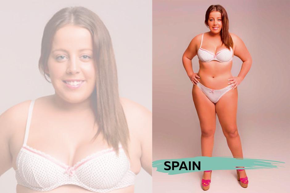 Para los españoles, la imagen ideal sería así.