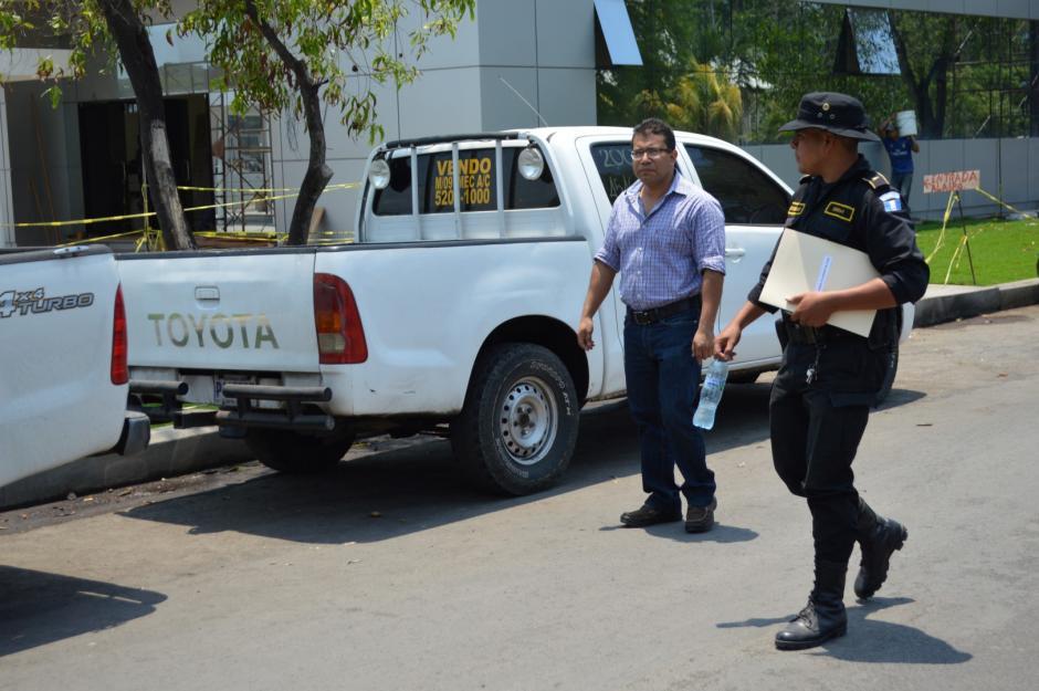 Melvin Gudiel Alvarado, fue capturado en el interior de la Empresa Portuaria Quetzal. (Foto: Archivo/Soy502)