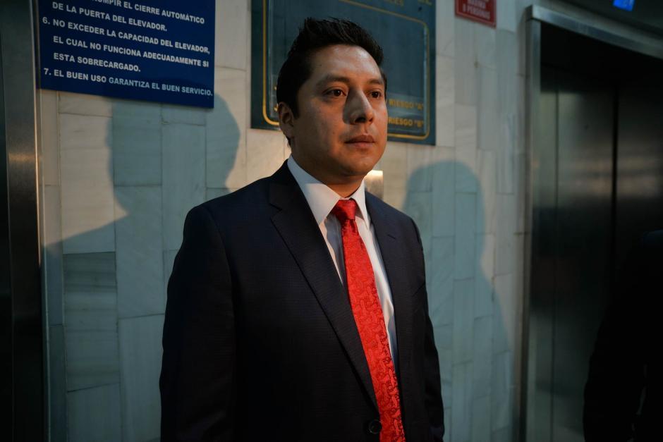 Mario Cano es amigo del esposo de Roxana Baldetti, fue así como aceptó defenderla. (Foto: Wilder López/Soy502)
