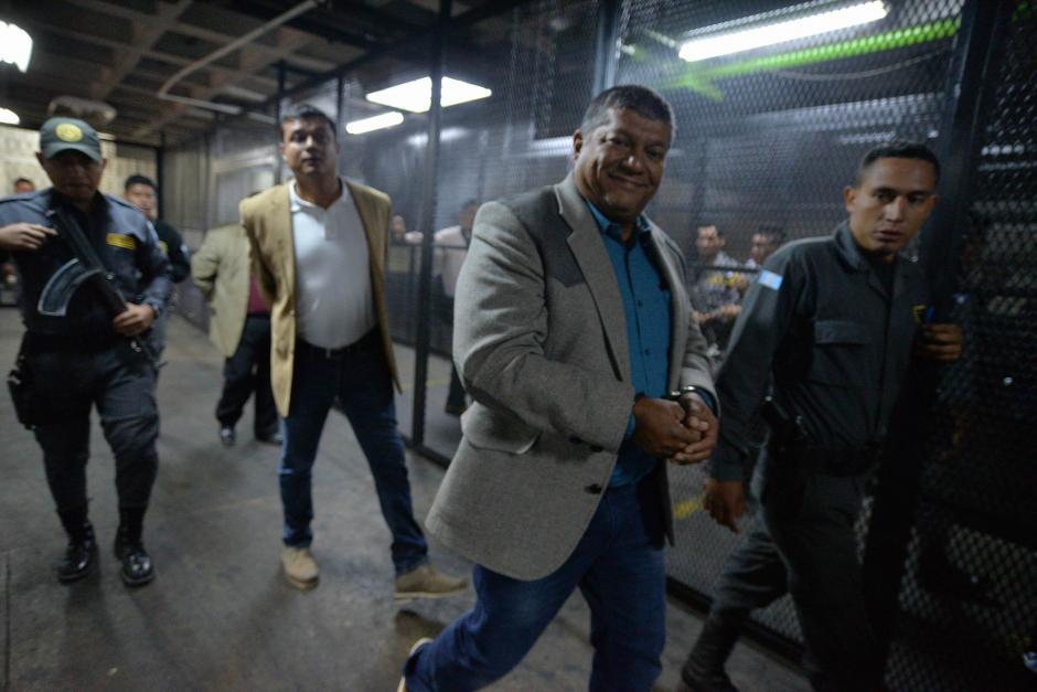 La estructura criminal estaría encabezada por Walter Obdulio Mendoza Matta y Gustavo Adolfo Ramírez. (Foto: Wilder López/Soy502)