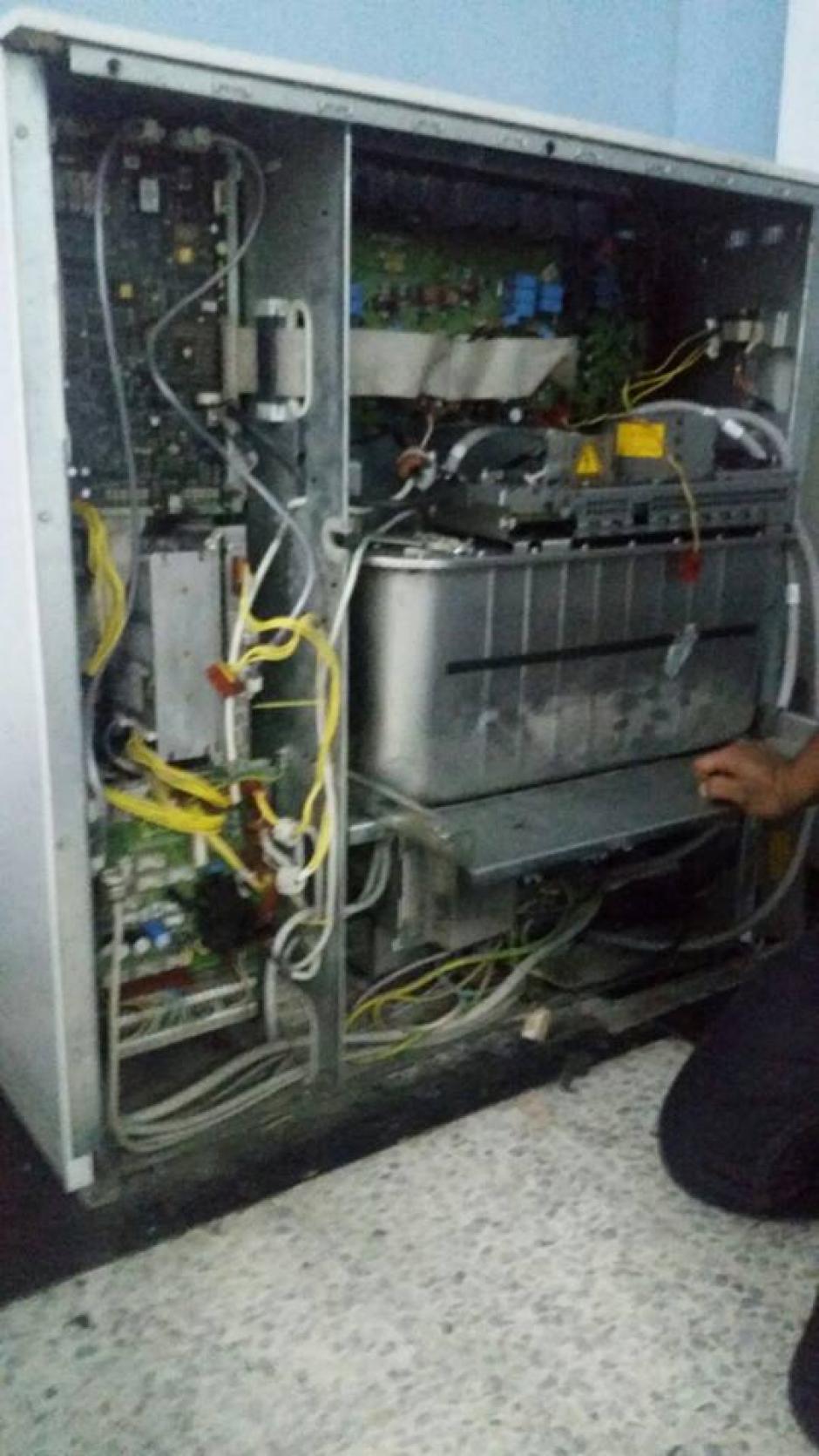 El centro asistencial recibe a entre 150 y 200 personas diariamente que necesitan rayos X (Foto: Facebook/Curemos Guate)