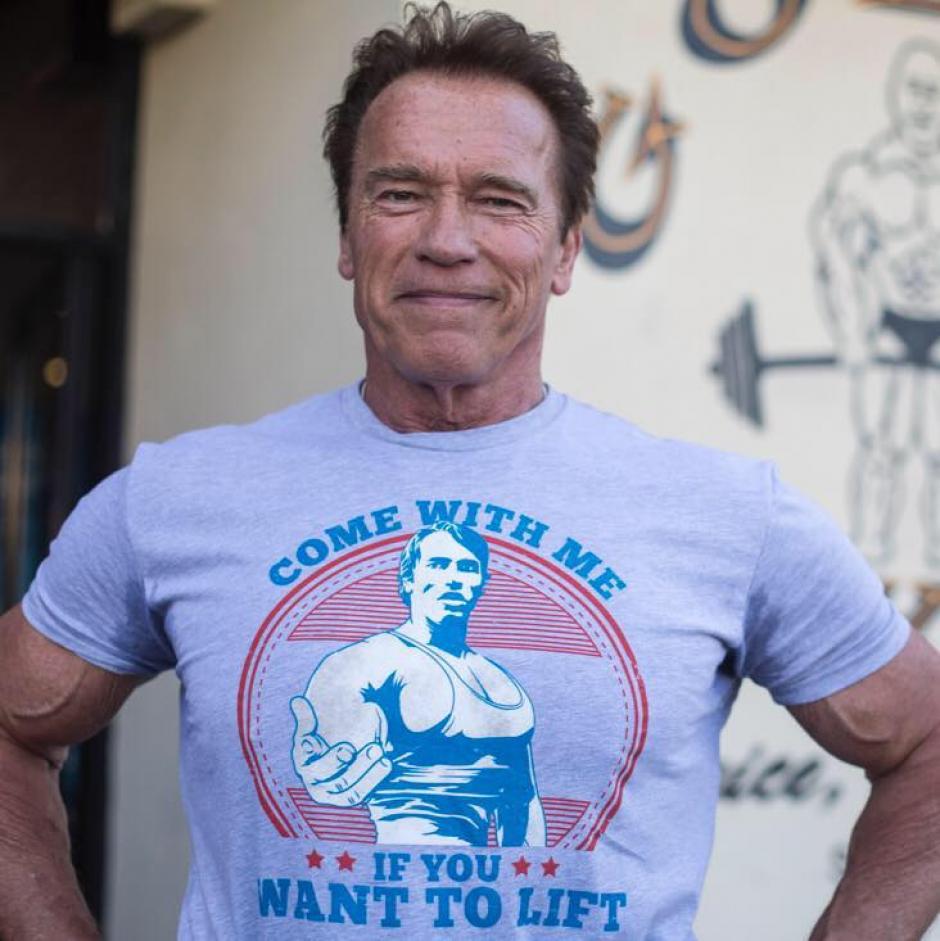 El actor apoya distintas causas sociales tanto en Estados Unidos como en otros países. (Foto: Facebook Arnold Schwarzenegger)