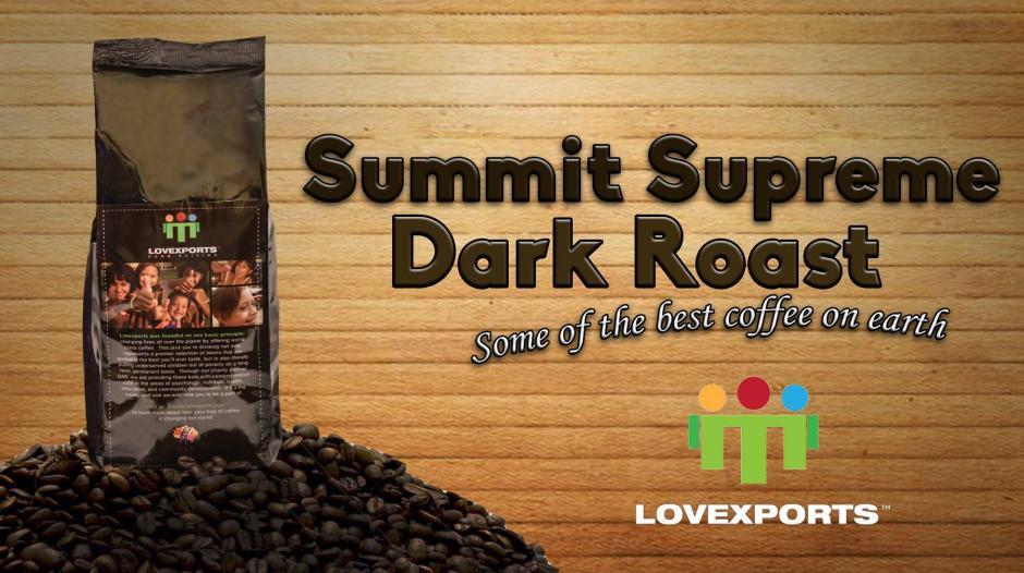 La venta del café Lovexports ayuda a la fundación DAR Trinidad, que beneficia con nutrición y salud a muchas familias. (Foto: Lovexports)