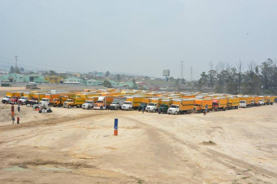Alrededor de 400 camiones podrán acceder diariamente al municipio. (Foto: Facebook/Muni Villanueva)