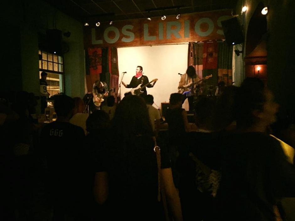 Varias bandas nacionales encontraron un espacio para mostrar su talento en Los Lirios. (Foto: Los Lirios)