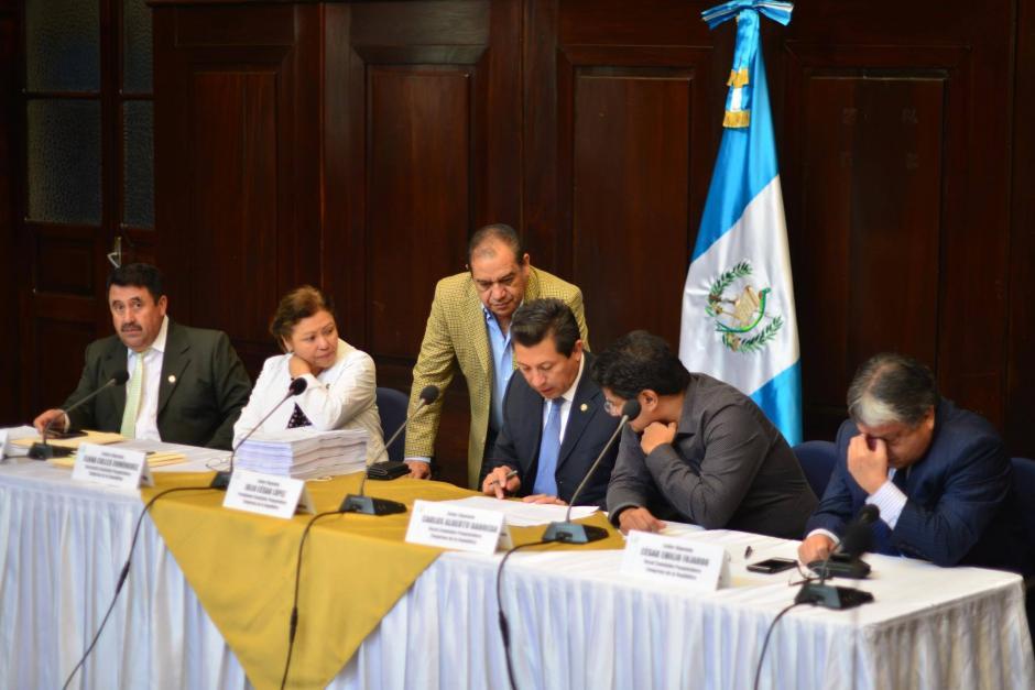 La Pesquisidora se reunió este sábado para concluir con el informe. (Foto: Jesús Alfonso/Soy502)