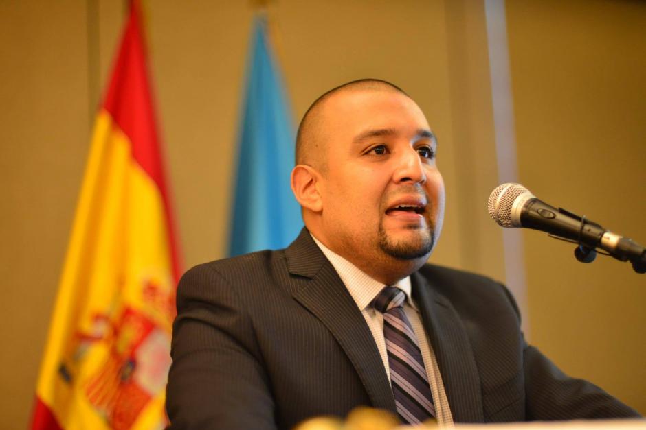 El superintendente anunció la convocatoria que se hará pública a partir del próximo jueves. (Foto: Jesús Alfonso/Soy502)