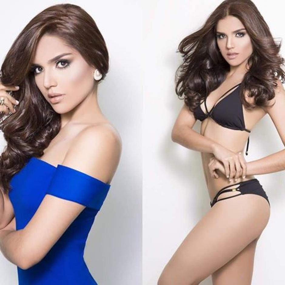 Ella es la bella Miss Colombia 2017. (Foto: Twitter)
