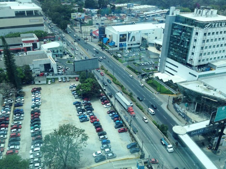 La idea es que el tráfico sea más fluido en la hora pico de la tarde y noche. (Foto: Archivo/Soy502)