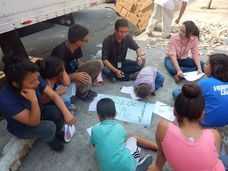 Desde 2006 el Centro de Voluntariado Guatemalteco promociona varios grupos de voluntariados a nivel nacional. (Foto: Centro de Voluntariado Guatemalteco)