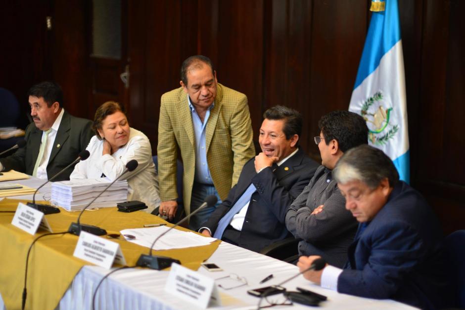 El martes, la Comisión Pesquisidora entregará el informe. (Foto: Jesús Alfonso/Soy502)