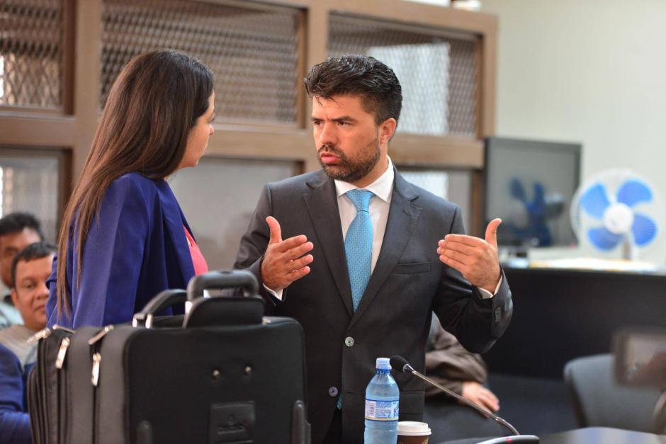 Jonathan Chévez es acusado de lavado de dinero, entre otros delitos. (Foto: Jesús Alfonso/Soy502)