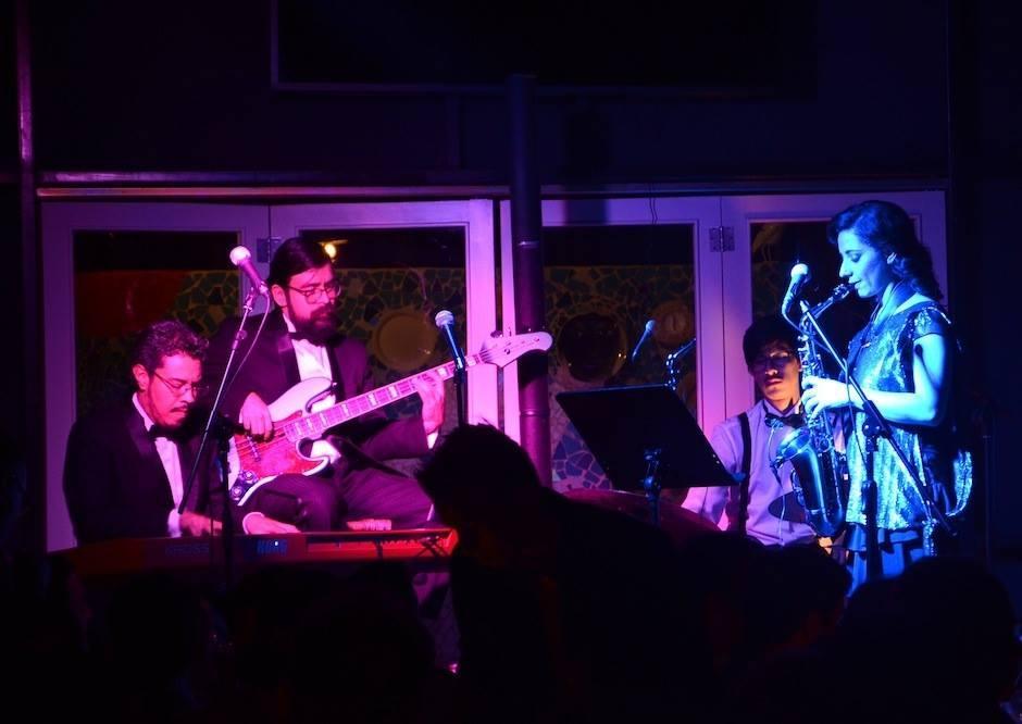Celebremos juntos el Día Internacioanl del Jazz. (Foto: Selene Mejía/Soy502)
