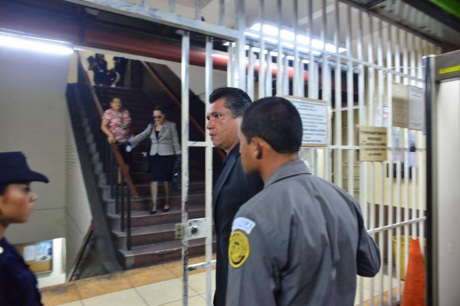El Juez Gálvez deberá decidir si los implicados en el caso TCQ quedarán ligados a proceso. (Foto: Jesús Alfonso/Soy502)