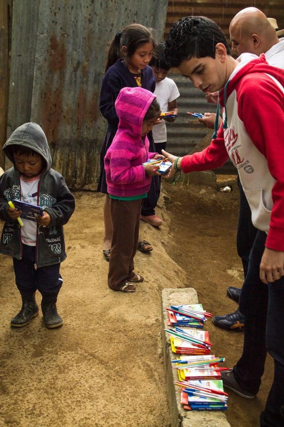 Los voluntariados están enfocados en varias partes de Guatemala. (Foto: Centro de Voluntariado Guatemalteco)