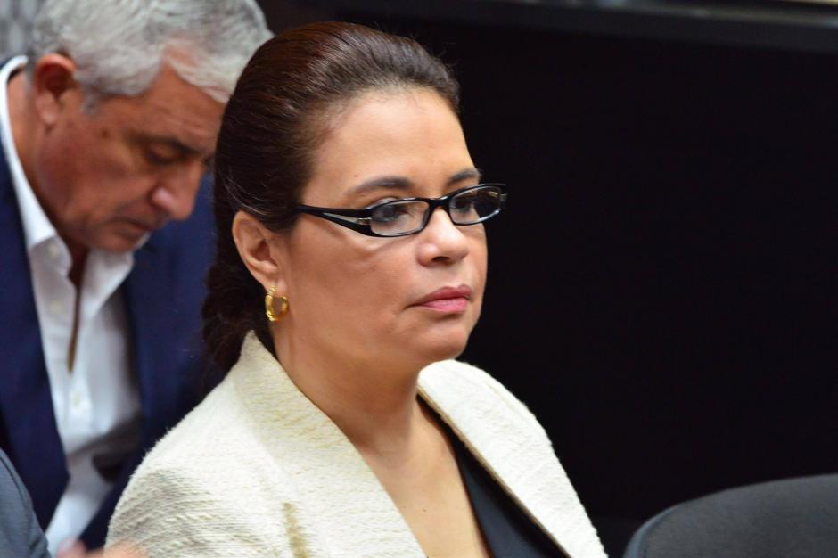 La exvicepresidenta Roxana Baldetti quedó ligada a proceso por el caso TCQ. (Foto: Jesús Alfonso/Soy502)