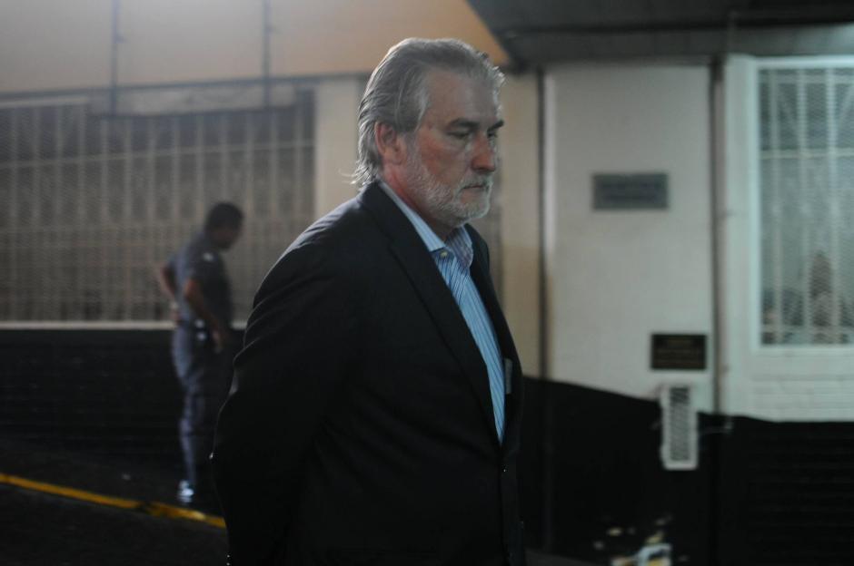 Durante su declaración el español Juan José Suárez negó todas las declaraciones en su contra. (Foto: Alejandro Balán/Soy502)