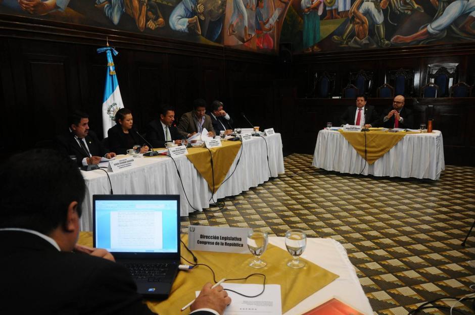 El Ministerio Público y la Cicig presentaron pruebas en contra del magistrado Charchal. (Foto: Alejandro Balán/Soy502)