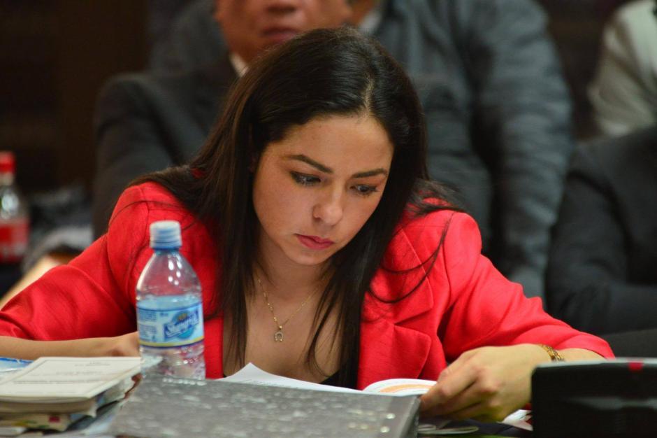 Rosas exigió al MP presentar recibos, facturas o documentos, que impliquen a Chévez en lo que se le acusa (Foto: Jesús Alfonso/Soy502)