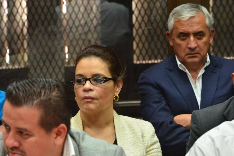 La exvicepresidenta Roxana Baldetti continuará en Santa Teresa. Este es el tercer caso en el que se ve implicada. (Foto: Jesús Alfonso/Soy502)