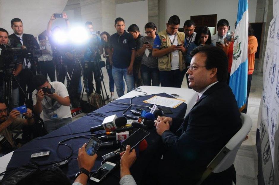 La Comisión Pesquisidora del Congreso tenía planeado tener una sesión plenaria para conocer informe. (Foto: Alejandro Balán/ Soy502)