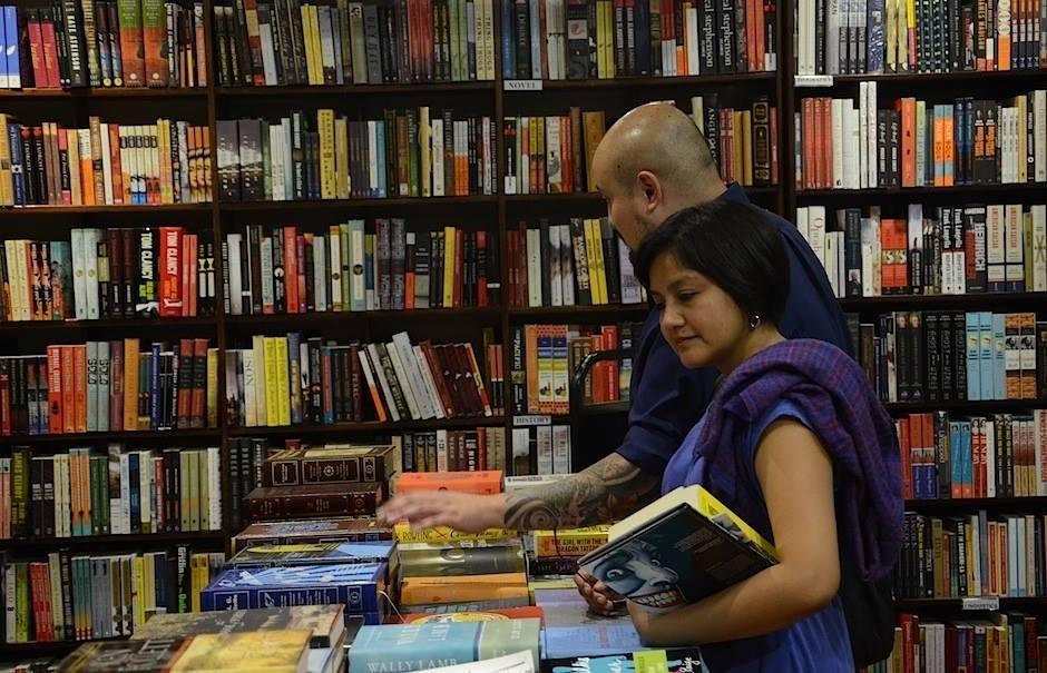 Escritores guatemaltecos comparten sus libros favoritos (Foto: Selene Mejía/Soy502)