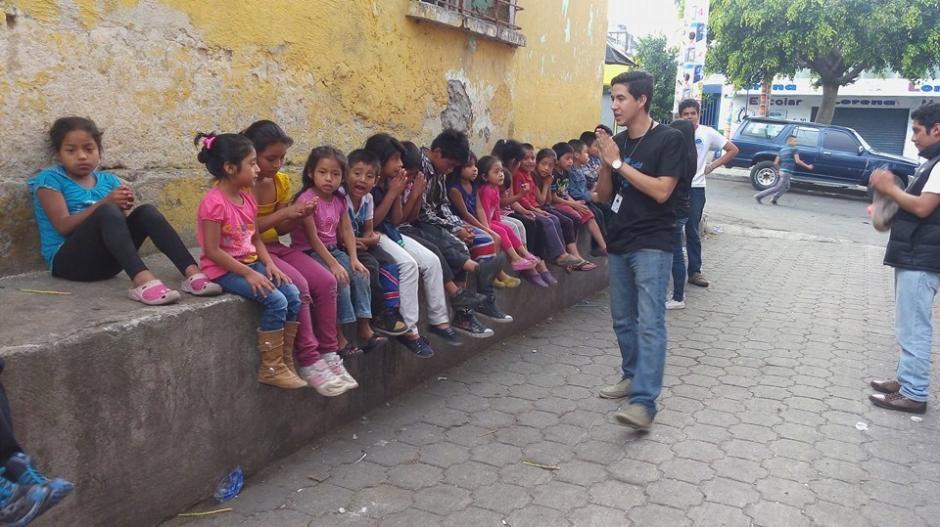 Este sábado se realizará una feria para conocer más acerca de todos los programas de voluntariado. (Foto: Centro de Voluntariado Guatemalteco)
