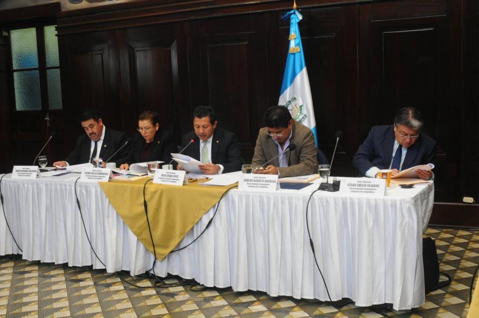 El Magistrado Charchal será cuestionado por la Comisión Pesquisidora del Congreso. (Foto: Alejandro Balán/Soy502)