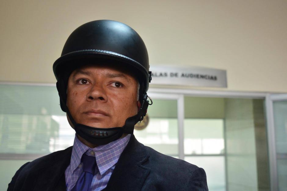 González es vinculado al caso Bufete de la Impunidad por que contrató servicios de abogados que negociaron medida sustitutiva en caso la Línea. (Foto: Jesús Alfonso/ Soy502)
