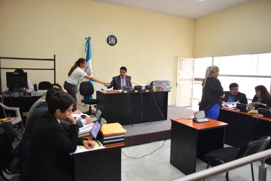 Salvador Estuardo González es uno de los colaboradores eficaces en el caso La Línea.  (Foto: Jesús Alfonso/ Soy502)