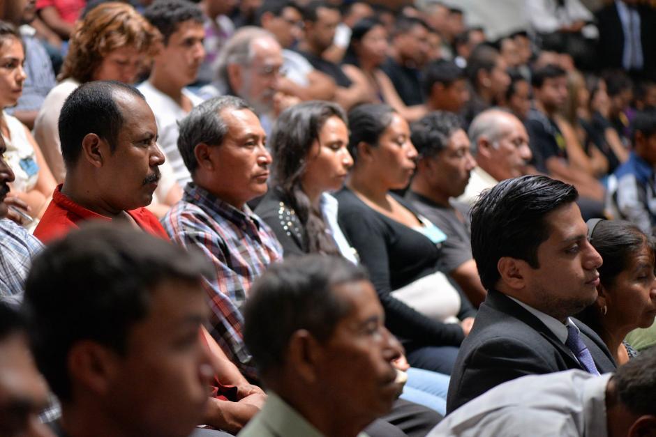 Los pobladores piden el cierre definitivo de la mina. (Foto: Wilder López/Soy502)