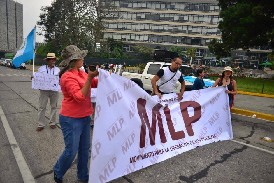 Otros puntos del país se encuentran bloqueados. (Foto: Jesús Alfonso/Soy502)
