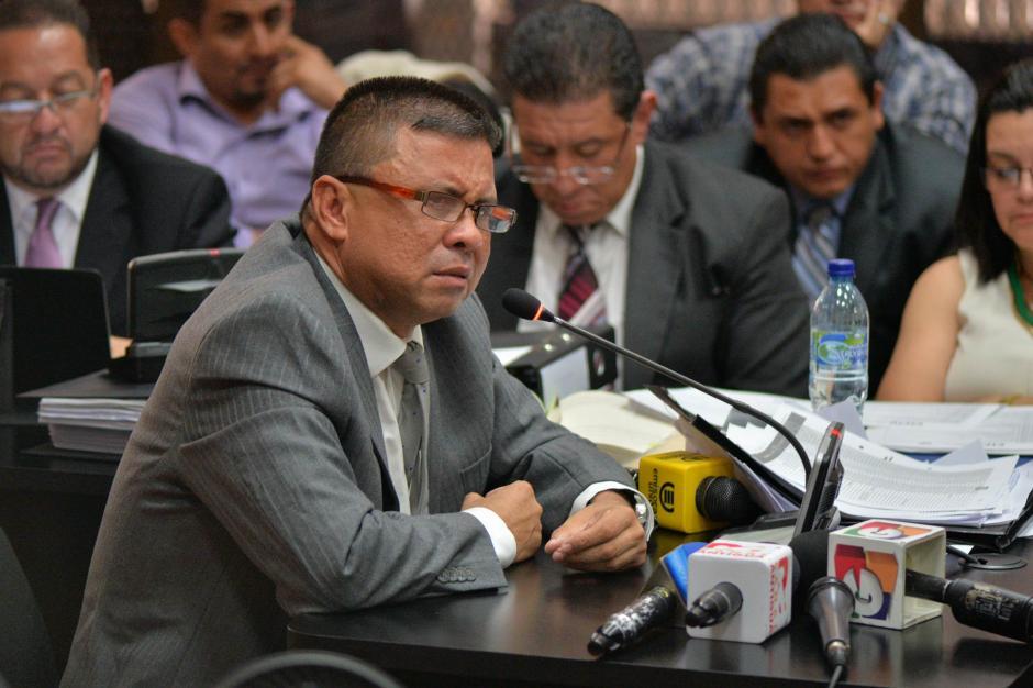 Chico Dólar aseguró que pagó Q6 millones a los diputados Manuel Barquín y Jaime Martínez, cree que el dinero también llegó a Édgar Barquín. (Foto: Wilder López/Soy502)